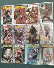 Deathstroke #1-20 + Variants & Anns! New 52 DC Comics 2014 Complete Set! VF/NM!