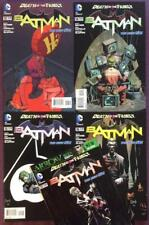 Batman #13 to #17. DC 2012. Death of the Family all 5 parts.