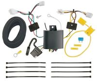Trailer Wiring Harness Kit For 16-19 Honda HR-V All Styles Plug & Play T-One NEW