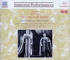 Wagner: Tristan e Isolde-New York 1943-lessile villaggio/3 CD-SET-NUOVO