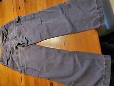 Levi's Cargo Pants Loose Straight Blue/Gray Size 33x32