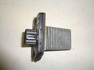 Series Resistor Heater Daewoo Lanos Klat Year 97-03