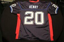 Reebok #20 Travis Henry Buffalo Bills Jersey