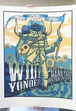 Widespread Panic 6/24/2015 Poster Kansas City, Mo Signed & Numbered #/85 A/E