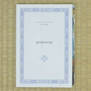 Midsommar Japan Movie Program 2019 Florence Pugh Ari Aster Jack Reynor