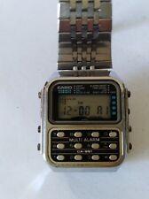 Casio LCD Calculator CA951multi alarm Vintage 80' per collezionisti raro