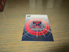 2011 AFL SELECT INFINITY MELBOURNE DEMONS 11 CARD COMMON TEAM SET