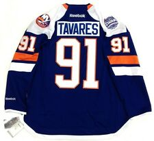 JOHN TAVARES NEW YORK ISLANDERS NHL 2014 STADIUM SERIES REEBOK PREMIER JERSEY