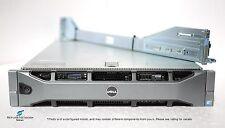 Dell PowerEdge R710, 2x E5620 Quad core, 24GB RAM, PERC 6/i, Rails, Custom HDD