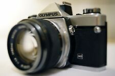 Olympus OM1 MD with Zuiko 50mm f1.4 - new light seals - very nice condition