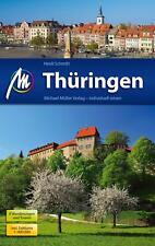 Thüringen Reiseführer Michael Müller Verlag - Individuell reisen mit vielen ...
