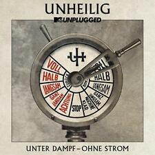 Unheilig - Unter Dampf - Ohne Strom (MTV-Unplugged)      CD NEU OVP