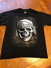 Disney Parks Pirates Of The Caribbean Graphic Shirt Sz M