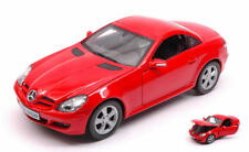Mercedes SLK 350 2004 Red 1:24 Model 2462R WELLY