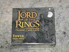Lord of the Rings CCG Two Tower Draft Pack booster box NEW SW LOTR Decipher TCG