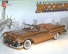 Brooklin models BRK 194 1957 oldsmobile Super 88 2-door convertible oro 1/43