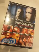 Dvd lote /lot PRISONBREAK the complet 1and 2  season / New lot sealed in English