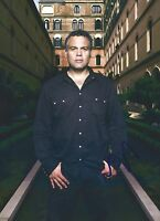 Vincent D'Onofrio signed 8x10 photo - Law & Order Criminal Intent, Full Metal