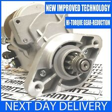 Se adapta a Citroen C25 1.8/2.0 gasolina 1981-1994 alto esfuerzo de torsión reforzadas Motor De Arranque Nuevo