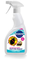 Ecozone Dust Mite Stopper, 500 ml, Natural Formula, Long Lasting, Child and Pet