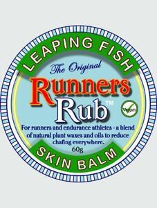 Leaping Fish Runners Rub 60g Skin Balm reduce chaffing