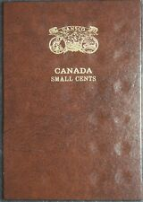 Canada Small Cent Dansco Canadian Coin Album Folder NEW AND UNUSED