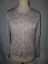 POETRY PURE SILK TOP    SIZE UK 16    RRP £89