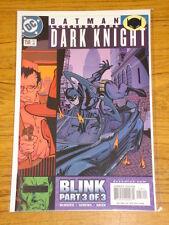 BATMAN LEGENDS OF THE DARK KNIGHT #158 VOL1 DC COMICS OCTOBER 2002