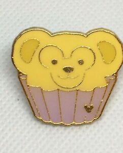 Disney Pin - Duffy the Bear Carnival Game Pin - Duffy Cupcake