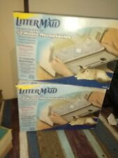 2 LitterMaid Waste Receptacles, LMR200 - 24 Count - Sealed Box Read Description
