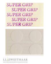 100 x Arcos Klebepunkte Perücken Toupetkleber Super Grip Spot für Netz-Material