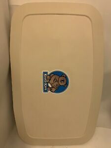 Koala Kare KB200-00 Restroom Bathroom Baby Changing Table Cream New