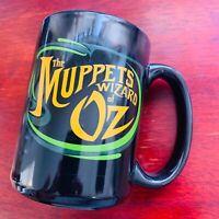 The Muppets Wizard of Oz coffee mug Rare