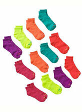 6b40b20a2 Avia Ladies Comfort Stretch Performance Ankle Socks Assorted Colors - 36  Pairs