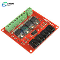 Four Channel 4 Route MOSFET Button IRF540 V2.0+MOSFET Switch Module For Arduino