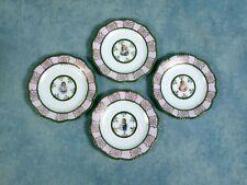 Napoleon Bonaparte Marie Louise Cabinet Plates ANTIQUE Carlsbad Austria