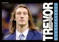 2021 TOPPS - TREVOR LAWRENCE Rc SET - 1985 TOPPS Football #24 - (PRE-SALE)