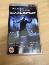 Equilibrium (UMD, 2005)