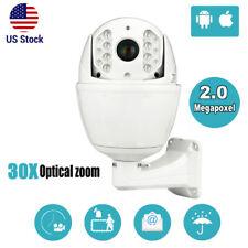 7inch SONY 30X ZOOM HD 1080P 2.0MP Outdoor PTZ IP Speed Dome Camera 150M IR UAS