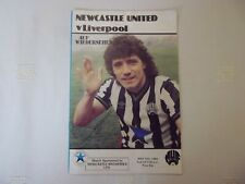 More details for kevin keegan testimonial programme - very good condition