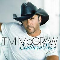 Southern Voice by Tim McGraw   (CD) W or W/O CASE EXPEDITED WITH CASE