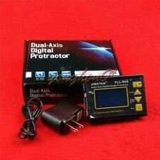 Digital Laser Level Protractor Angle Finder Meter Hi-accuracy 0.005° TLL-90S