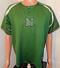 Marshall Thundering Herd Baseball Jersey Nike Team Authentic (Med/Lrg) #16 Sewn