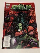 She-Hulk #36 February 2009 Marvel Comics David Qualano Acunzo Ciardo
