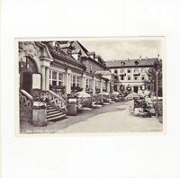 AK Ansichtskarte Bad Steben / Am Kurhaus - 1938