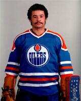 Grant Fuhr Edmonton Oilers 8x10 Photo