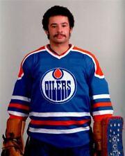 Grant Fuhr Edmonton Oilers 8x10 Photo