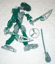 LEGO BIONICLE 8740 TOA HORDIKA MATAU complete figure FREE SHIPPING