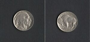 United States - 5 cents Tipo Indian Bison 1936