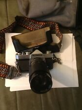 Konica Autoreflex A RMC Tokina 35-135mm 1:4-4.5 Lens Not Tested
